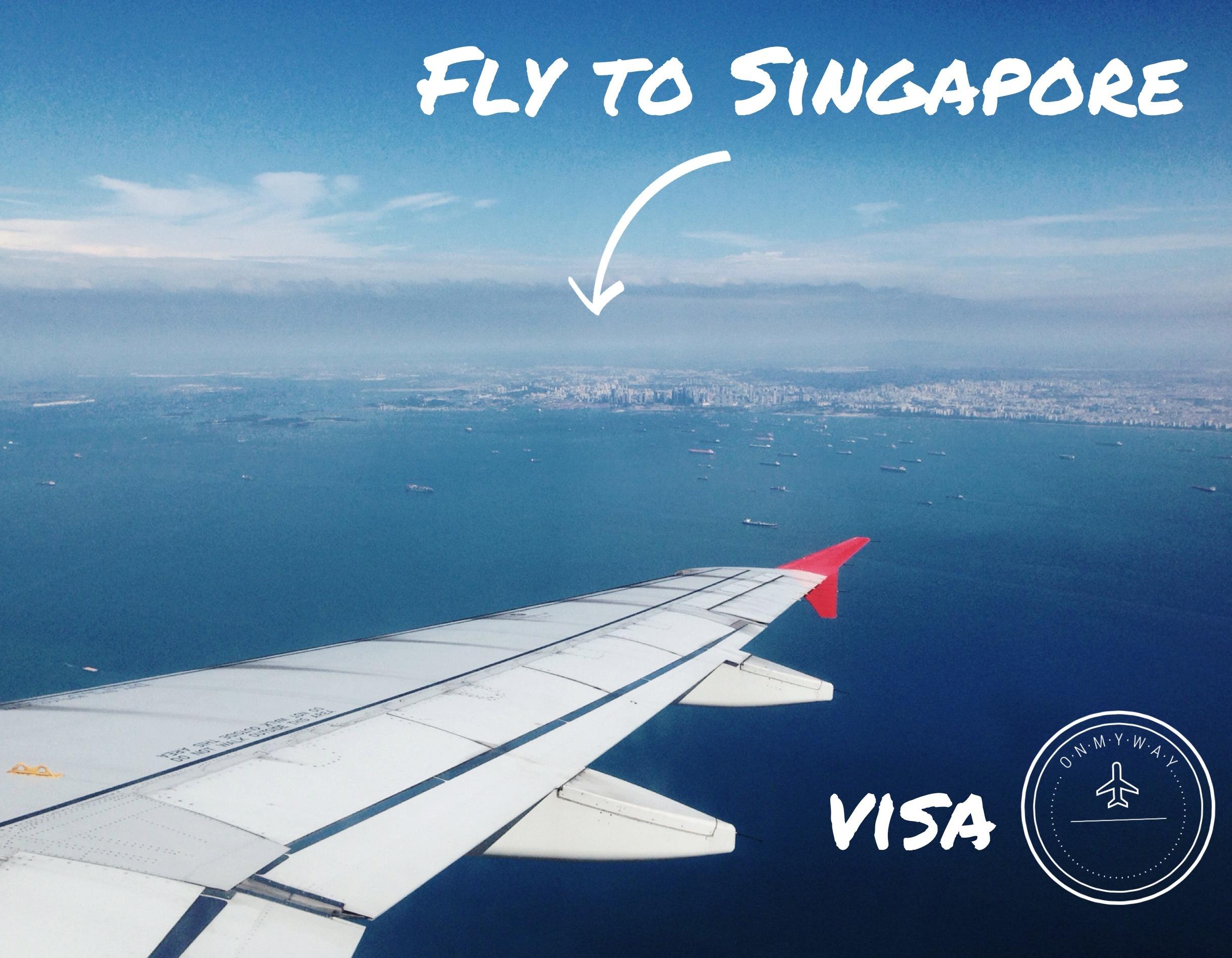 Получил визу в сингапур самостоятельно