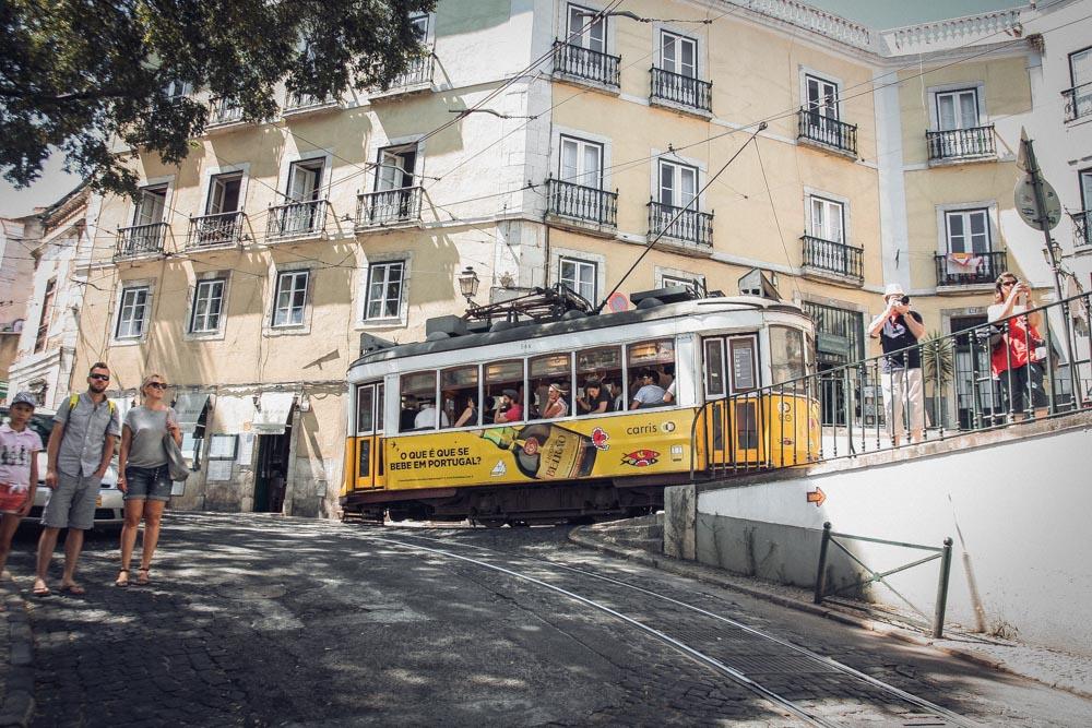 Прокатиться с ветерком по Лиссабону. Часть 3