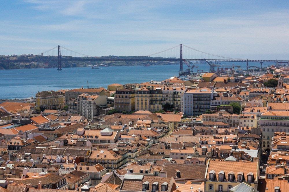 Лиссабон. Величественный. Часть 1