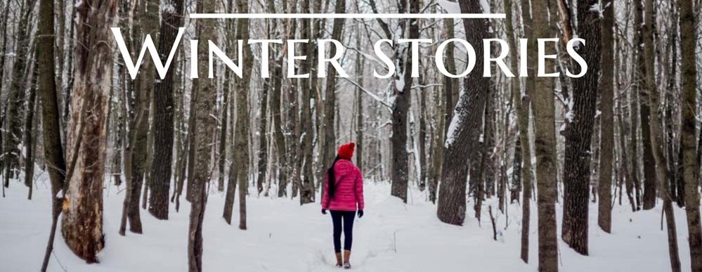 Маленькие зимние истории.