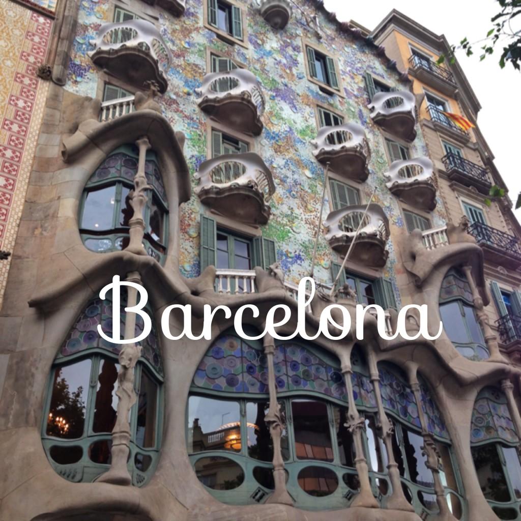 Hola, Barcelona! День 1