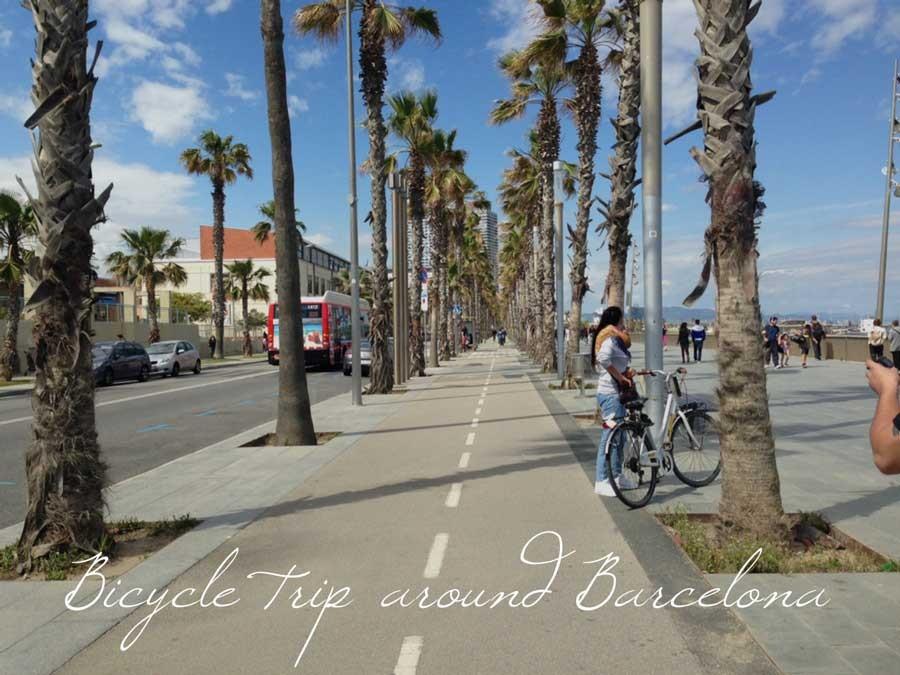 Барселона — Город Велосипедов