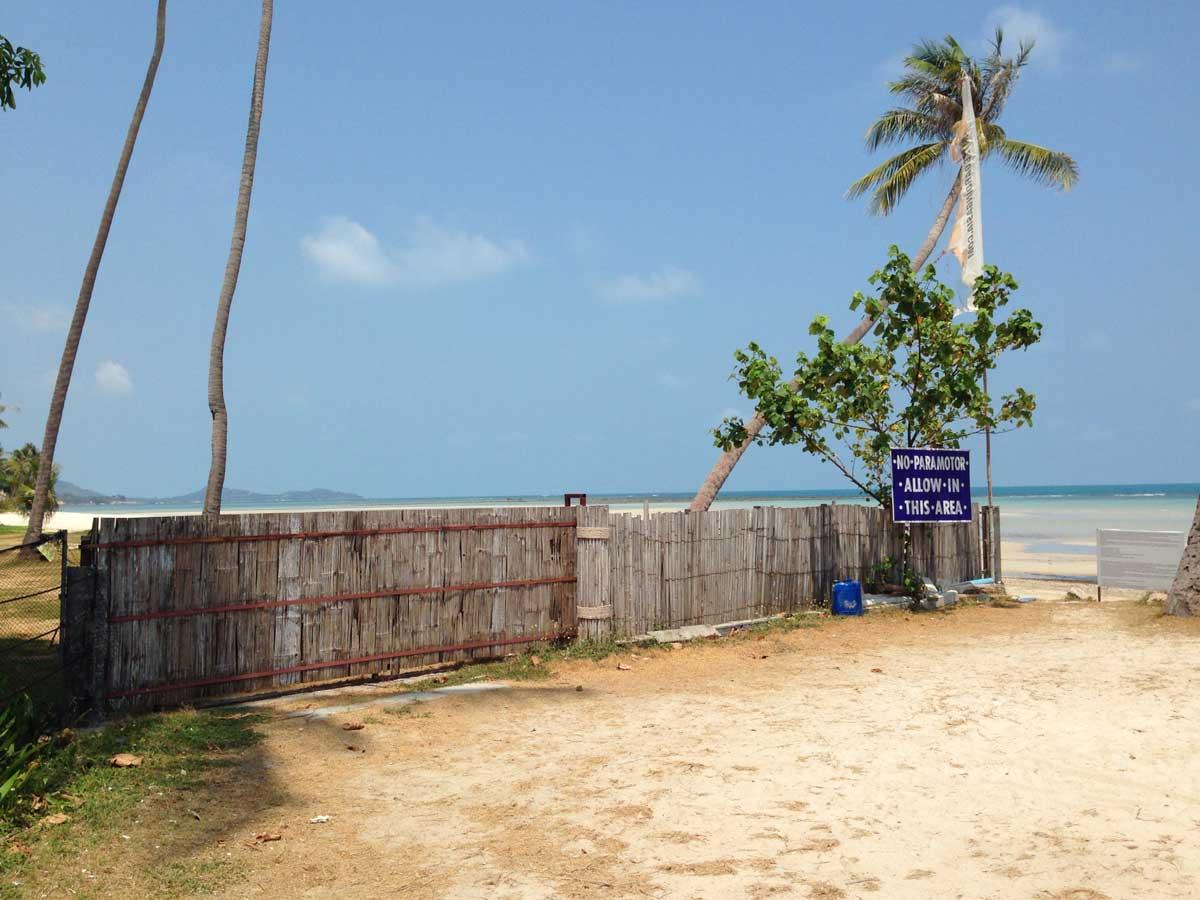 Ban Harn beach. Samui