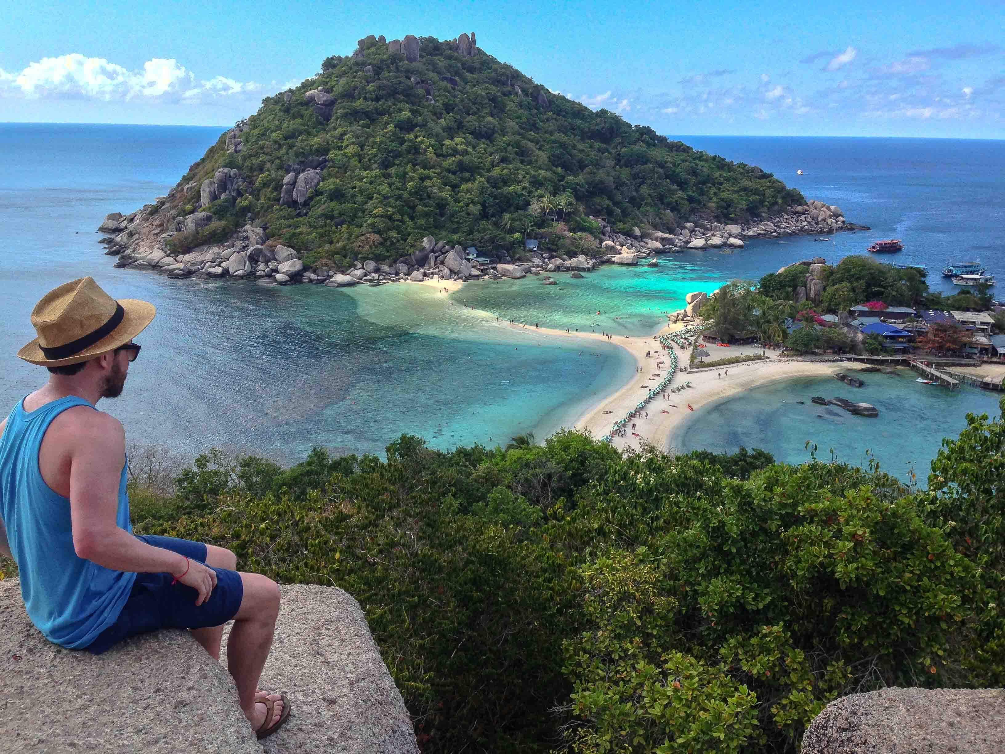 Koh Tao  — остров Черепах.