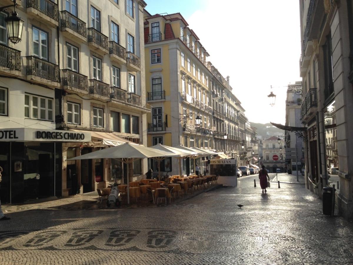 Португалия. Любовь с первого взгляда!
