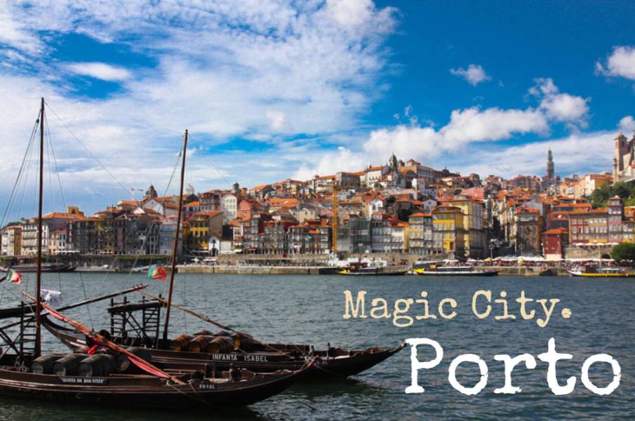 Волшебный Порту!