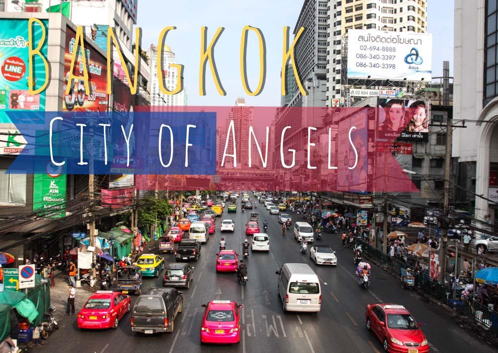 Город Ангелов. Бангкок.